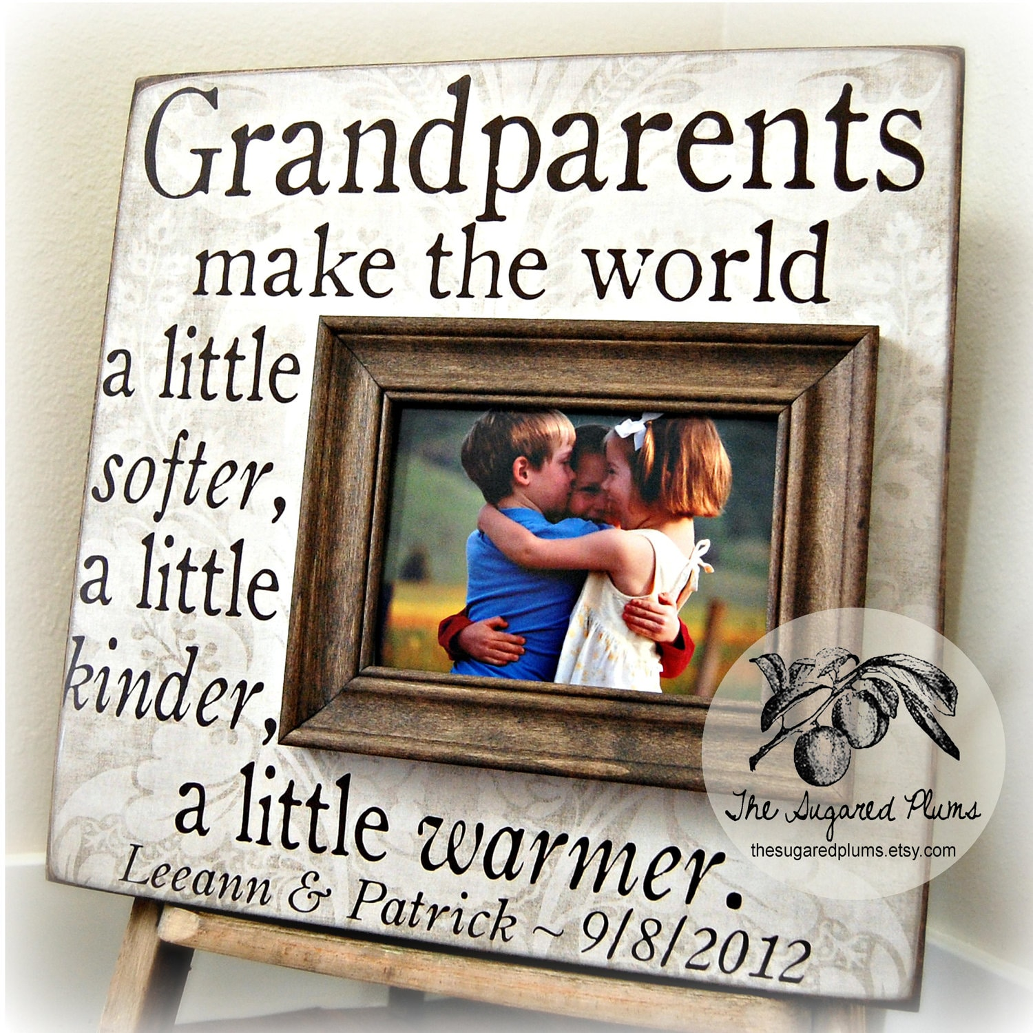 Grandparent Gifts for Grandparents Grandparents Gifts   Etsy