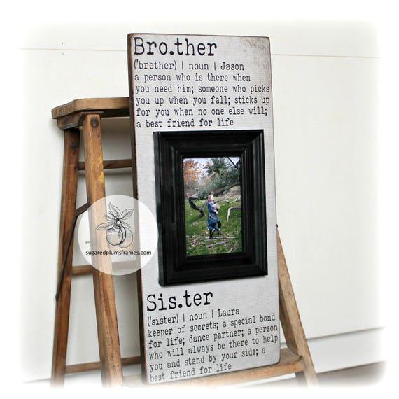 Brother Gift Sister Gift Brother Sister Gift Brother Gift | Etsy