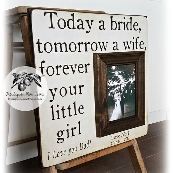 Today a Bride Father of the Bride Gift Father of the Bride   Etsy