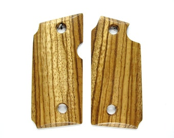 Zebrawood Grips For Sig Sauer P238