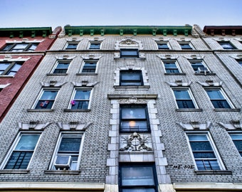 South Bronx Photography Print, NYC Architecture, Bronx Architecture Wall Art, NYC Wall Art, New York City Print, -Starting My Day Right