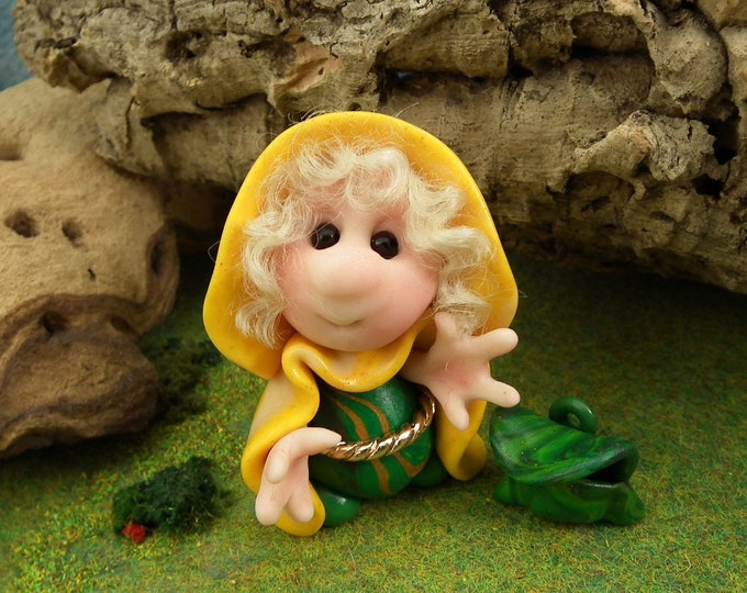 """Book character 'Meredith' from A Tale of Sussex Gnomes 'The Rescue' by Ann Galvin 2"""""""