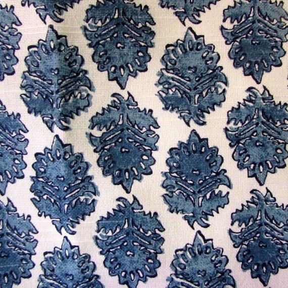 ZIRA SEASIDE Blue Designer Etsy Amazing Designer Decorator Fabric