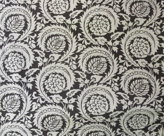 Lisbon Espresso Designer Decoratordraperybeddingupholstery Etsy Awesome Designer Decorator Fabric