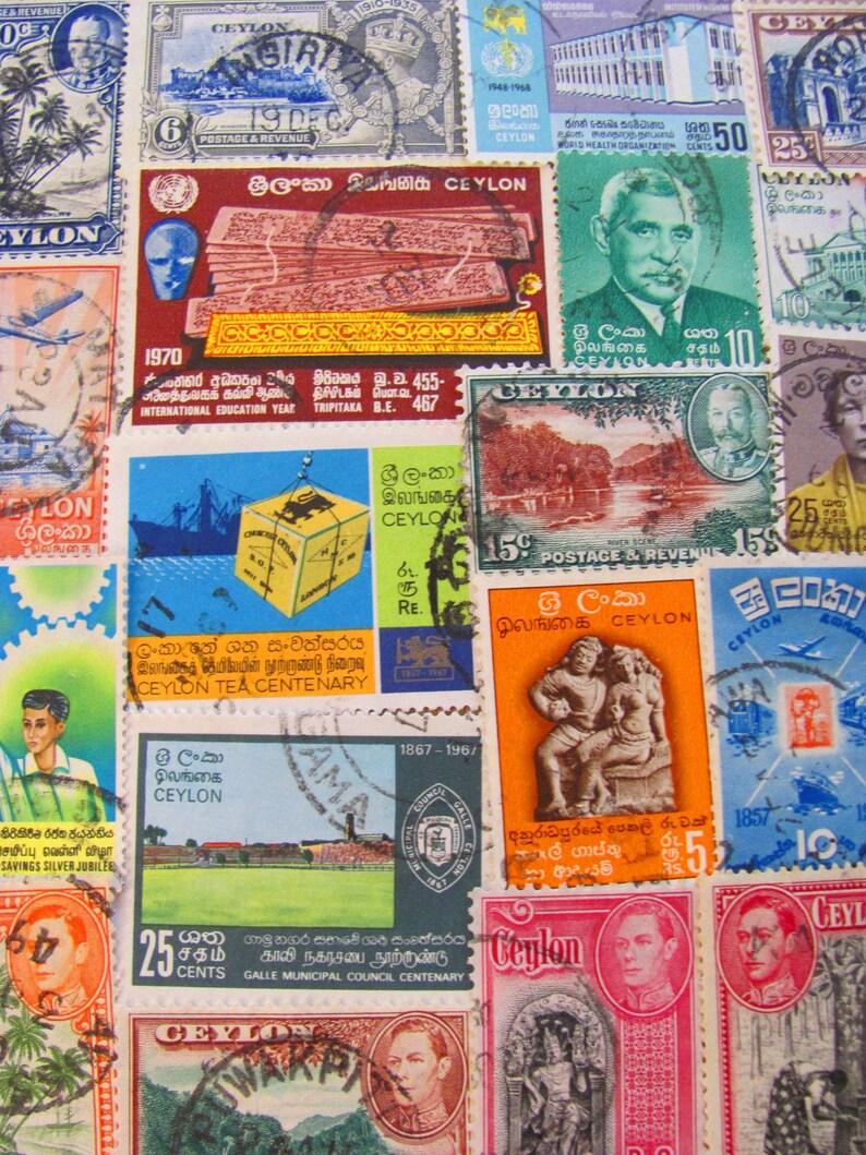 Vintage Sri Lank Stamps - Sri Lanka Stamps For Sale  Ebay-1874