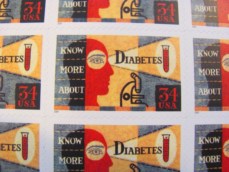 diabetes con logo de peluche