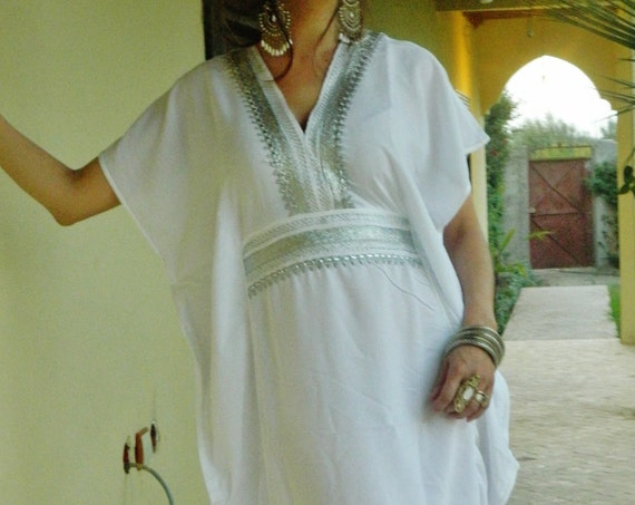 Caftan Kaftan Summer Dress-Luxury loungewear, as resortwear,, wedding,beach cover up, dresses,kaftan ,Birthdays or Maternity Gifts,halloween