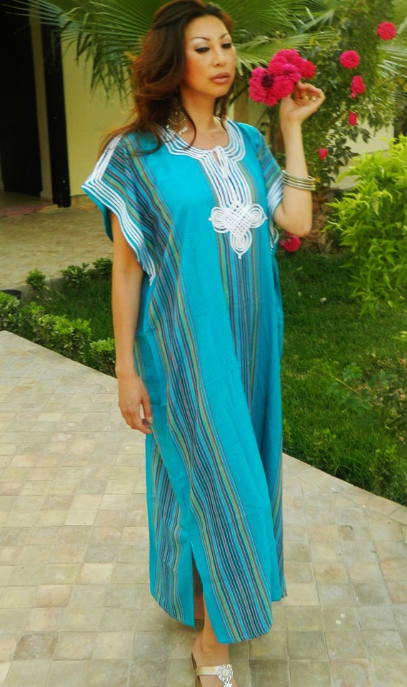 Spring Spring Maternity Caftan Kaftan Turquoise-kaftan, caftanwear, beachwear, sparobe, Birthday,Honeymoon gifts, dress,