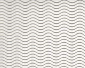 """Waved corrugated cardboard - Large sheets 13""""x 9""""  for crafting"""