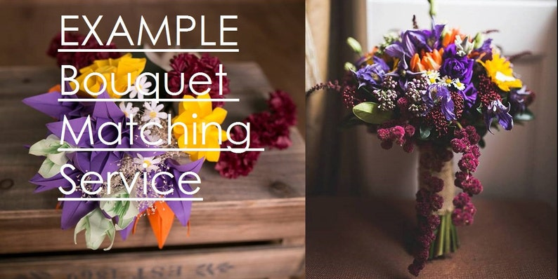 Bouquet Matching Service image 0