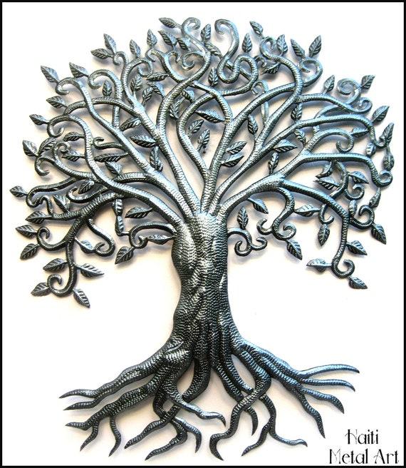 Haiti Steel Art Hand Painted Children Of The World