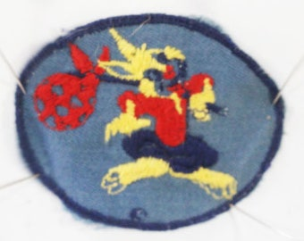 1940s Brer Rabbit BLUE patch, WWII Bond Bread (General Baking Co.) Advertising Patch, Walt Disney Collectible, Vintage