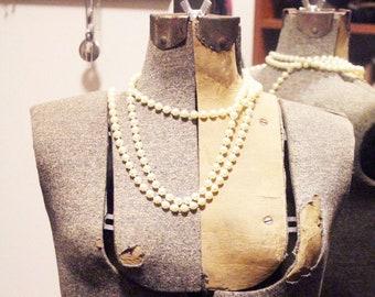 Dress Mannequin, Dress Form, Vintage Dress Maker Assistant