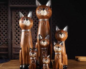 The Golden Lucky CAT : CAT Art&Ctafts by GATchee Gallery