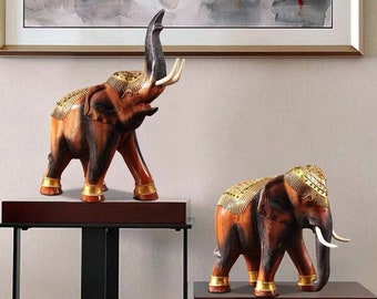The Holy Elephant  :  Art&Crafts by SiamArtist