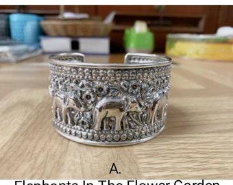 CraftWork, Silver, Bangle : 925 Sterling