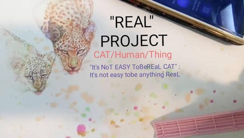 REAL_Project Series : Original Art Prints image 1