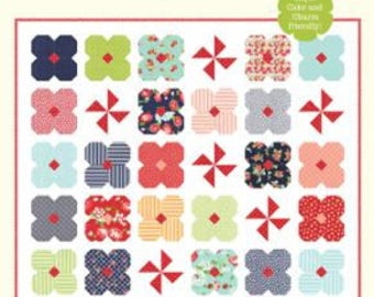 Wildflowers - Quilt Pattern from Cotton Way