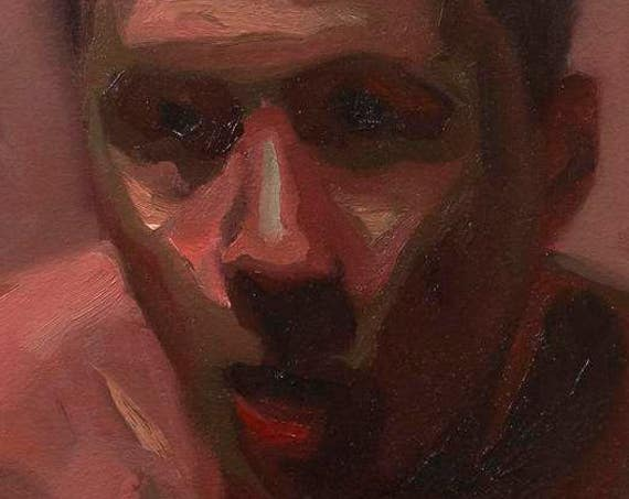 Oil Sketch 10, Painting