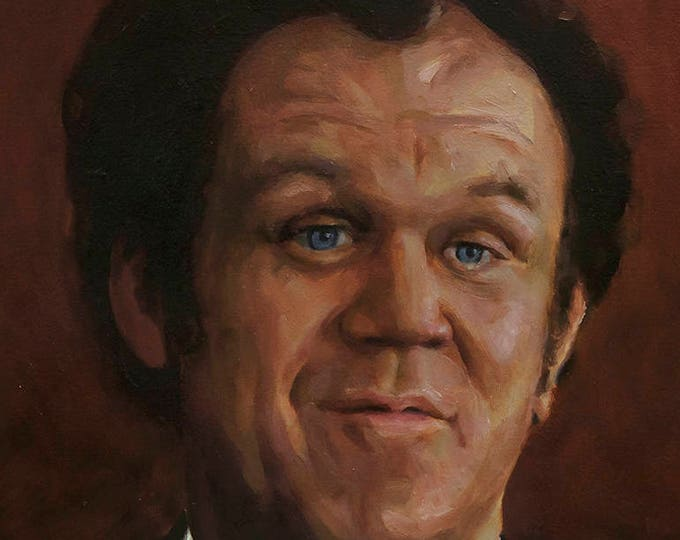 John C. Reilly, Print 8x11 and 13x19in