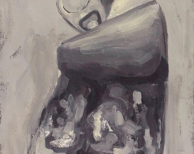 Bulk, Oil Painting