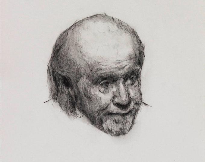 George Carlin III, drawing