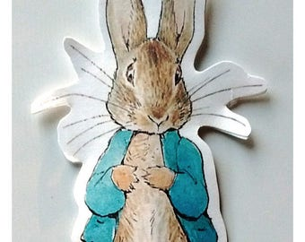 PETER RABBIT Cake Topper - Mopsy, Benjamin and others also available - A la Carte Peter Rabbit Party Items
