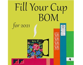 Fill Your Cup BOM for 2021