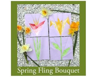 Petal + Stem Spring Fling Bouquet