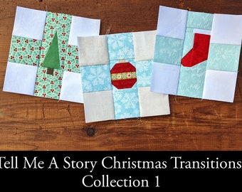 Tell Me A Story Christmas Transitions Collection 1