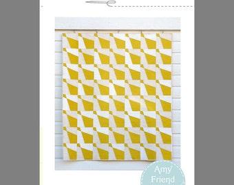 Haberdashery Quilt Pattern --PDF