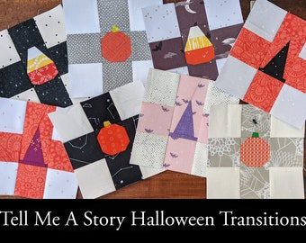 Tell Me A Story Halloween Transitions