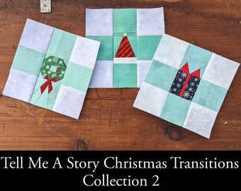 Tell Me A Story Christmas Transitions Collection 2