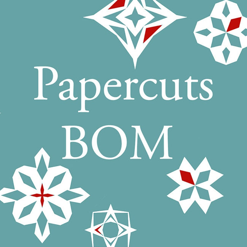 Papercuts BOM for 2019 image 0