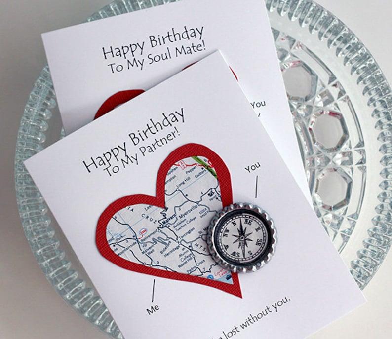 Retro Birthday Card For Partner Lesbian