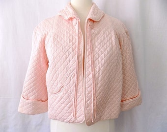 7d9e725ce8 BARBIZON Jacket in Puffett Fabric from Midcentury Size 38