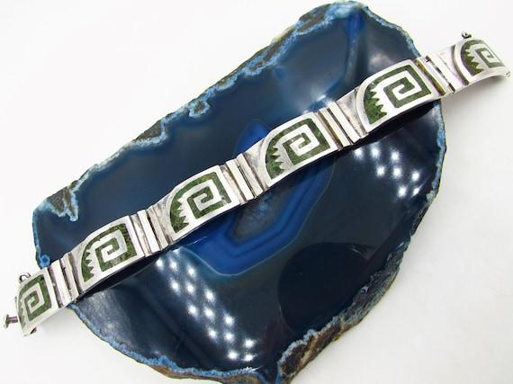 Vintage Taxco Sterling Miguel Melendez Bracelet -