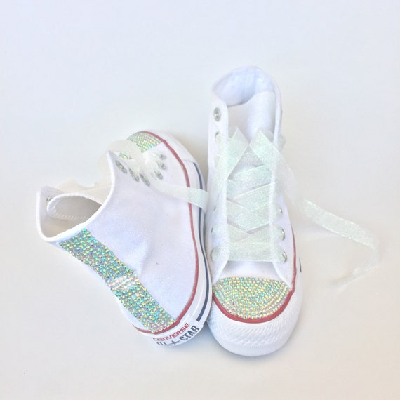 b11f1ae4304 Glitter Custom Converse