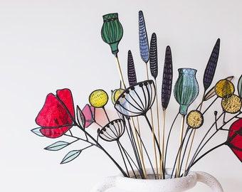 MADE TO ORDER - Wild Flower bouquet