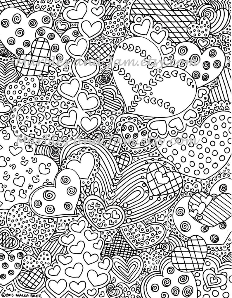 mewarna09 kleurplaat voor volwassenen abstracte klok