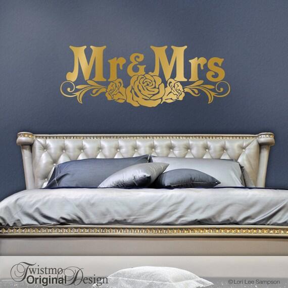 Romantisches Schlafzimmer Dekor Schlafzimmer Wand Aufkleber