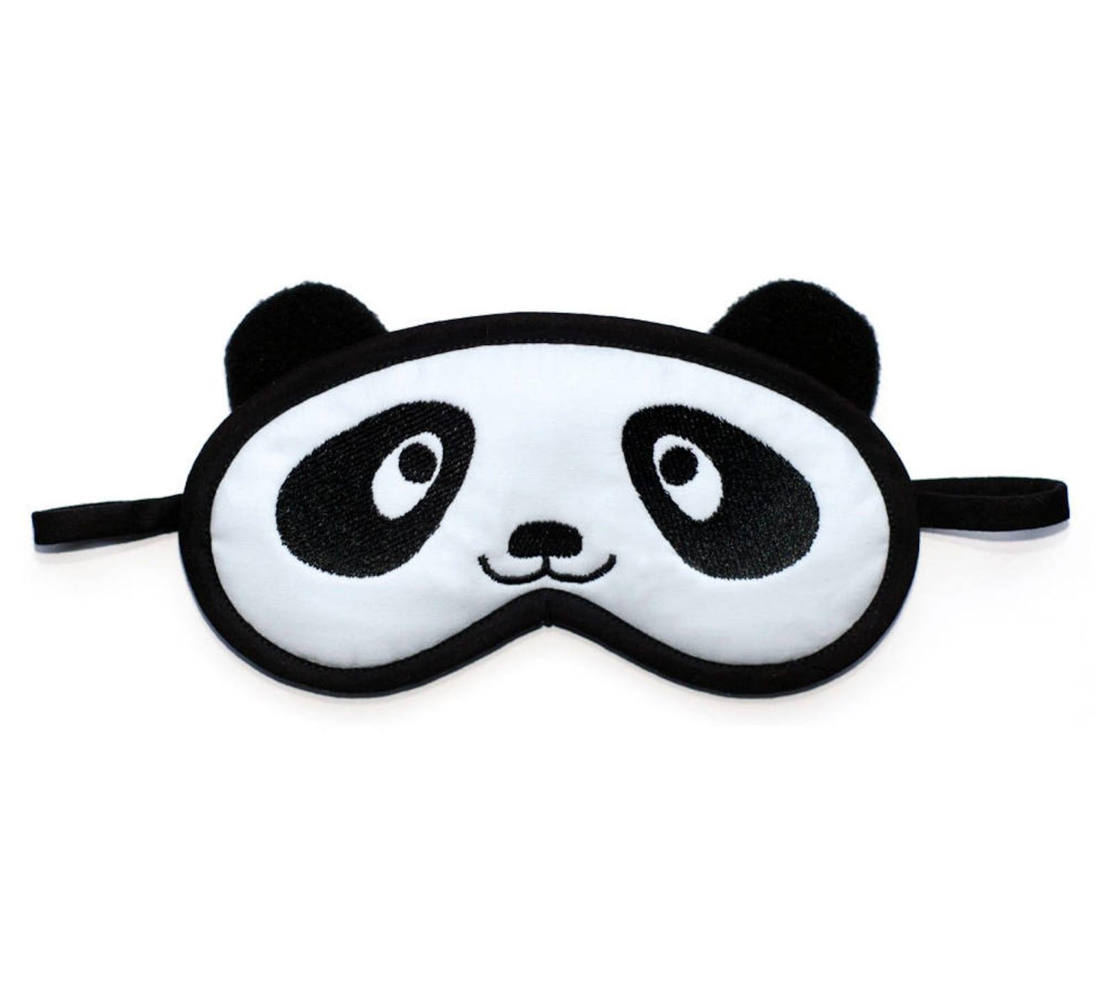 для маска для сна панда картинки это сильно