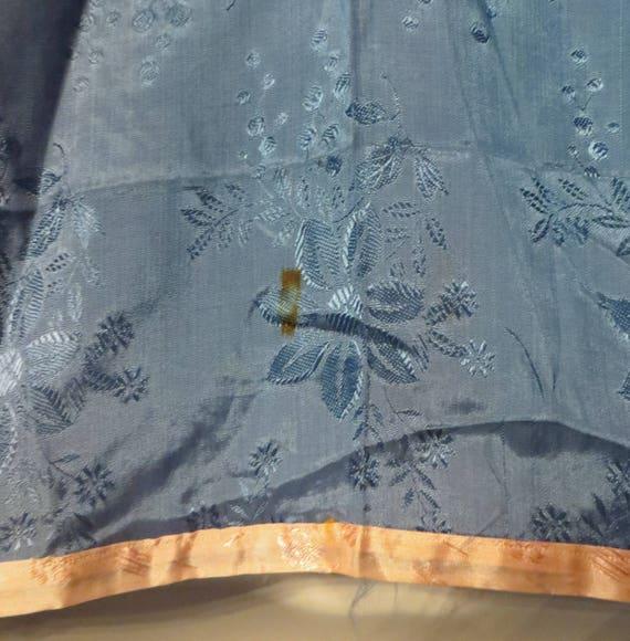 1930s/40s Asian Silk Embroidered Beach Pajamas - image 10