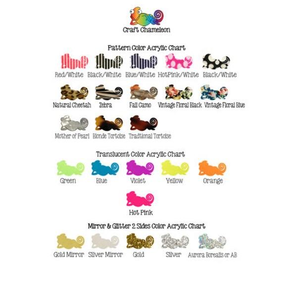 Acrylic Blanks Egg Easter Keychain Single Order