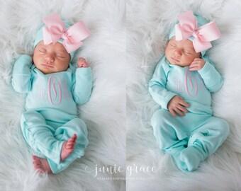 212eaf18e320f Preemie Girl Coming Home outfit Preemie Girl Clothes Preemie Girl Sleeper  Preemie Girl Clothes Newborn Girl Coming Home Outfit Preemie Hat