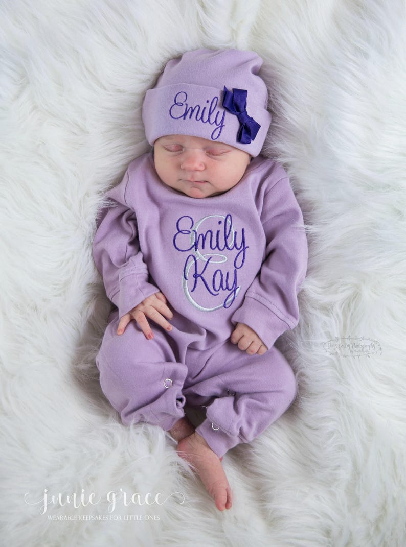 44893d30b230 Baby Girl Coming Home Outfit Baby Girl Clothes Newborn Girl