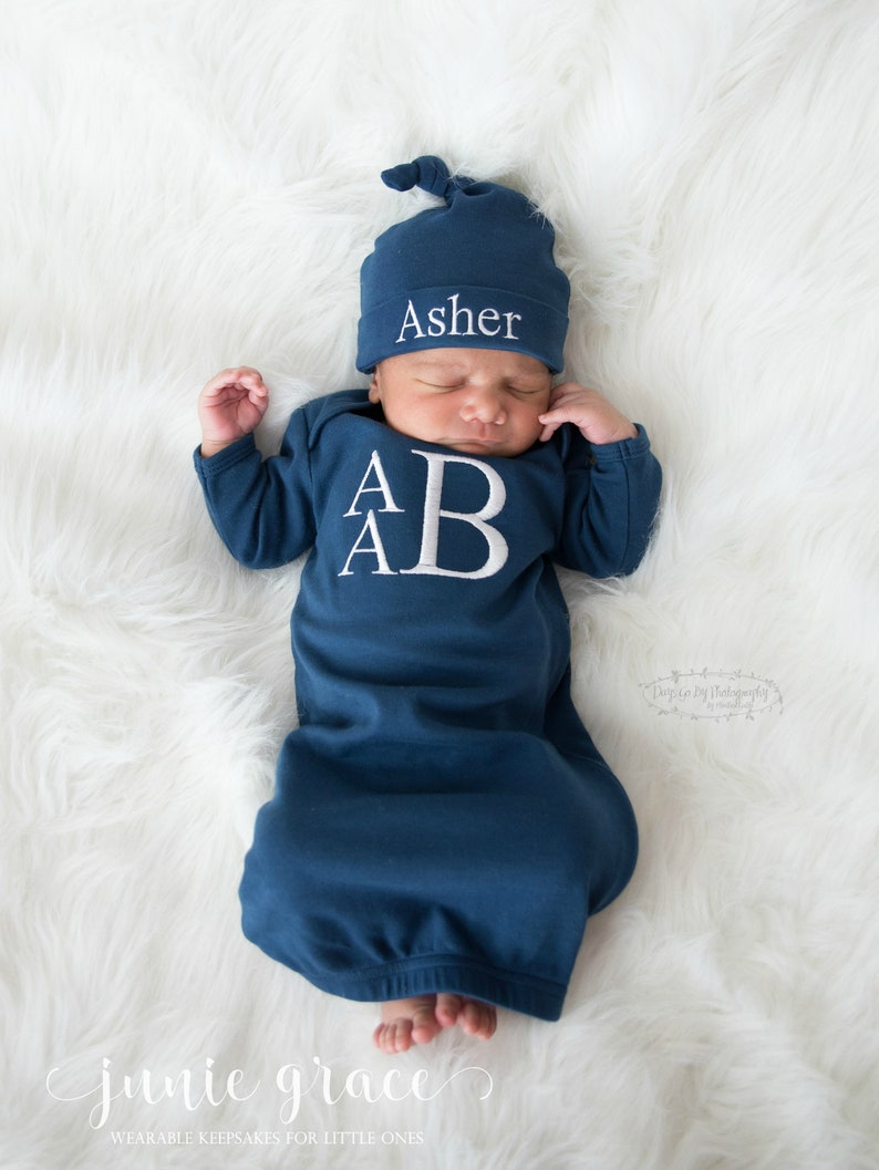 339a52670cd0 Baby Boy Coming Home Outfit Baby Boy Clothes Baby Boy Gift