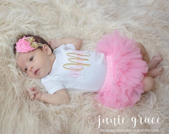 Newborn Girl Coming Home Outfit Baby Girl Coming Home Outfit Baby Girl Clothes Baby Girl Gift Baby Girl Summer Clothes Baby Girl Tutu