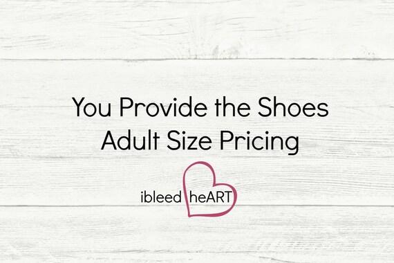 Adultes chaussures peintes peintes peintes sur mesure - vous donner les chaussures - personnalisé chaussures - peint à la main | De Gagner Une Grande Admiration  cff91e