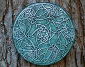 Housewarming Gift Celtic Art, Outdoor Decor, Irish Gifts for Garden Patio or Front Porch